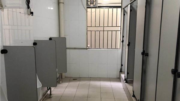 三甲医院厕评|福田中医院缺失的保洁记录表回来了