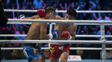 The FFC China Free Fighting Professional League