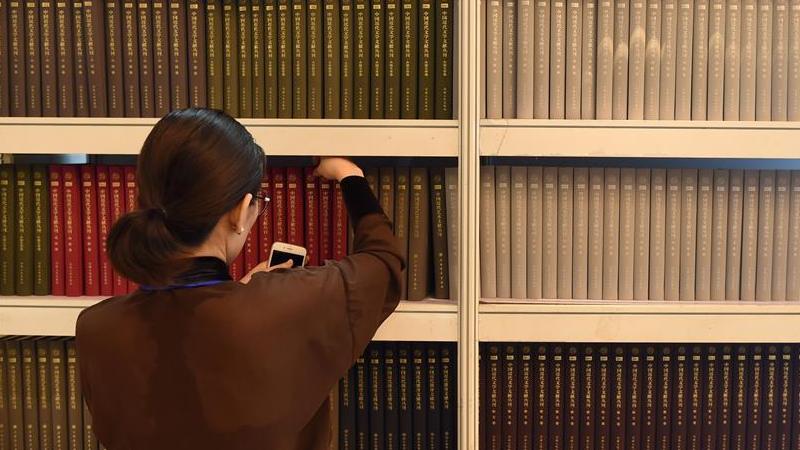 浙江绍兴:近代文献保护工程取得重要进展