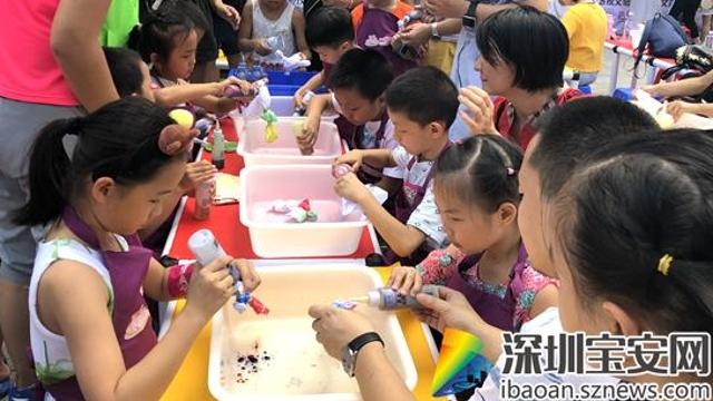 福永白石厦社区举办游园活动 庆中秋佳节促邻里关系