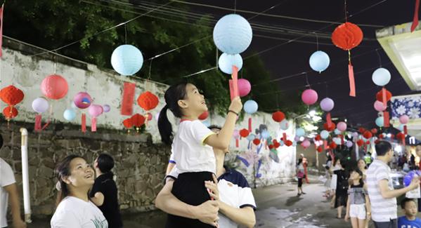 寻迹白墙古巷文化 福城开展相约中秋佳节活动周活动