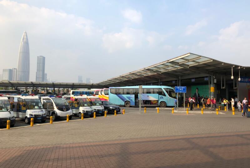 国庆假期第七日:截至16时30分深圳各陆路口岸客流量均不多