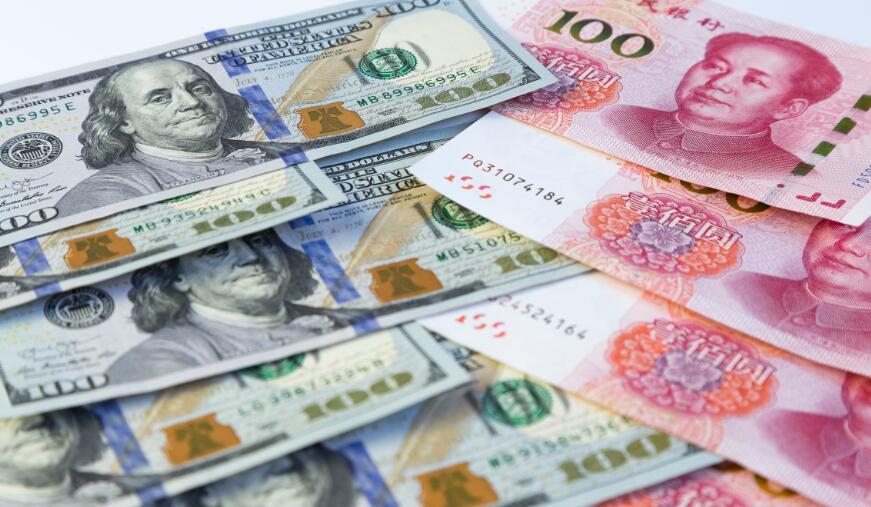 我国外汇储备规模达30870亿美元