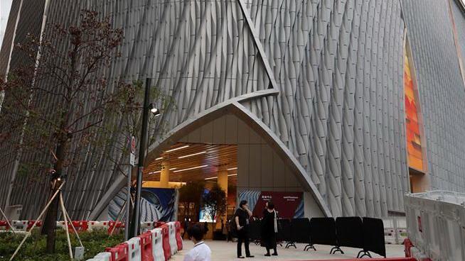 香港西九戏曲中心明年1月开幕