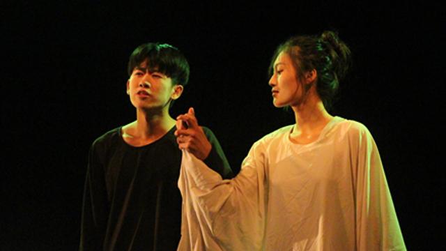 龙岗本土戏剧《黑光》亮相首届莱芜国际工厂戏剧节