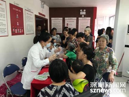 麻岭社区开展口腔健康保健知识讲座 增强居民口