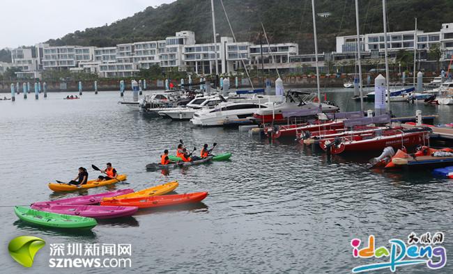 体验期间还举办帆船,游艇和皮划艇等水上展览互动如龙3高级飞镖哪里买图片