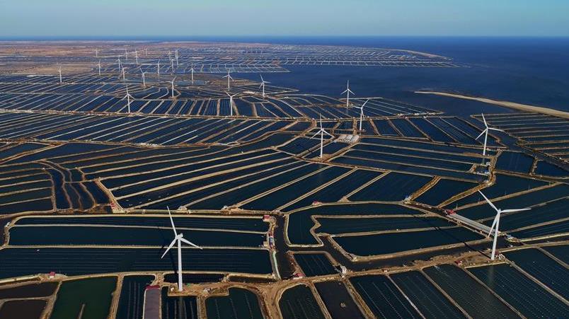 冀北新能源装机容量超1600万千瓦