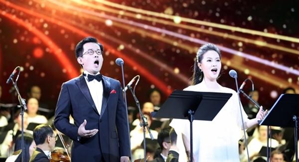 描绘深圳人的中国梦  大型交响组歌《我们就是河流》首演