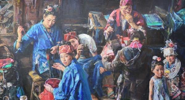 首届深圳大芬国际油画双年展30日开幕 264件精品入选