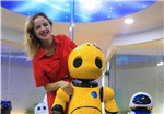 French marketing chief committed to promoting SZ-made robots