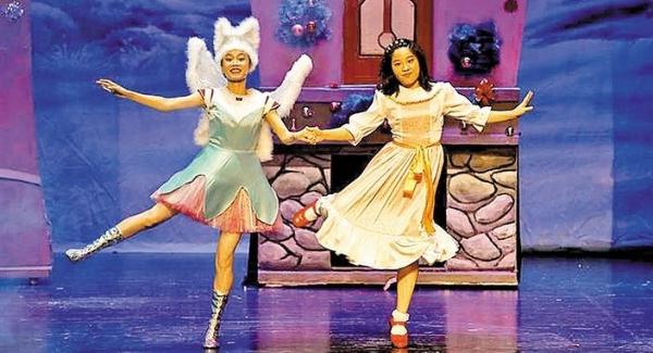 经典亲子童话剧《胡桃夹子》在龙华会堂上演