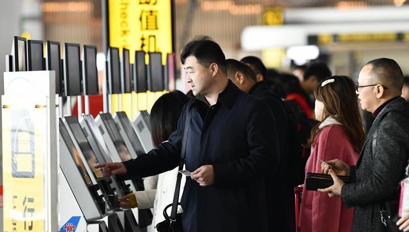 重庆江北国际机场年旅客量突破4000万人次