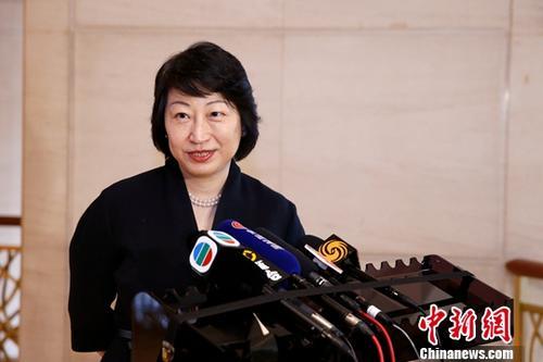【英语家规】香港律政司司长:提升香港作为主要法律和争议