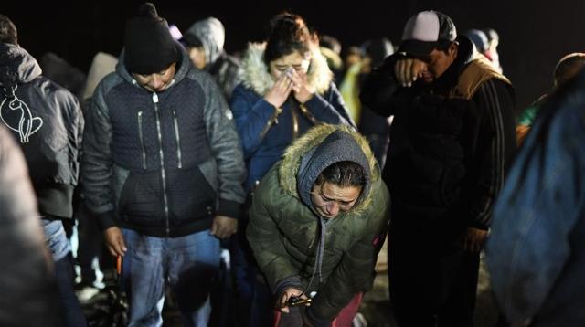 现场直击:墨西哥中部一输油设施爆炸
