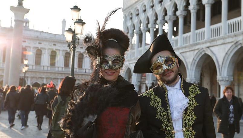 水城威尼斯:尽情狂欢