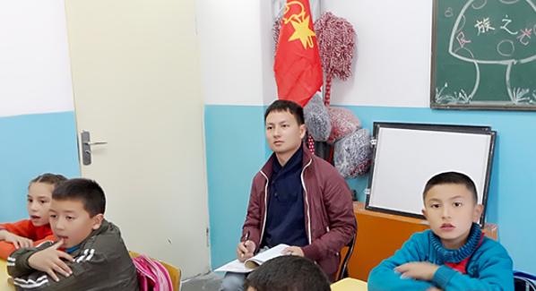【援疆故事】走近大鹏新区首位援疆教师