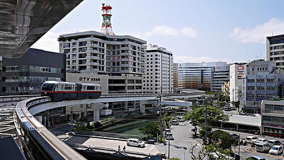 """日本冲绳县万人集会 要求美军基地""""快搬走"""""""