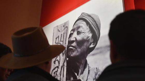 西藏百万农奴解放纪念馆开馆