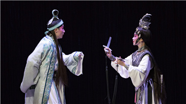SZ, HK join hands to revitalize classic opera