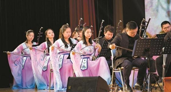 深圳戏院民族乐团月底首演