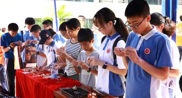 谱写青春华章 宝安中学举办第十届校园文化展示季