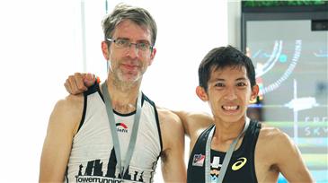2019 PAFC International Vertical Marathon Masters