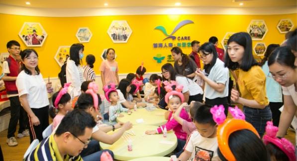守護童真 深圳兒童醫院患兒收到千份兒童節禮物