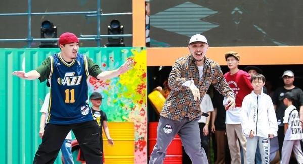 粵港澳青年集結大浪 上演大浪版《這!就是街舞》