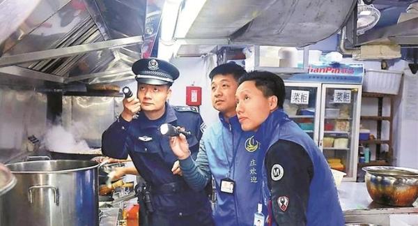 李苑强:创新消防管理守护社区安全