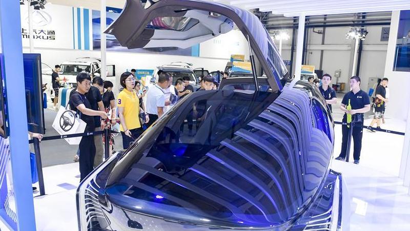 一汽集团携61款车型亮相长春汽博会