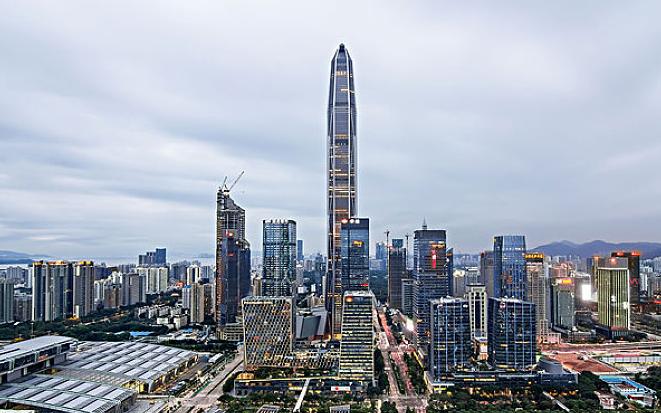 """世界500强""""深圳力量""""排名跃升 7家企业上榜"""