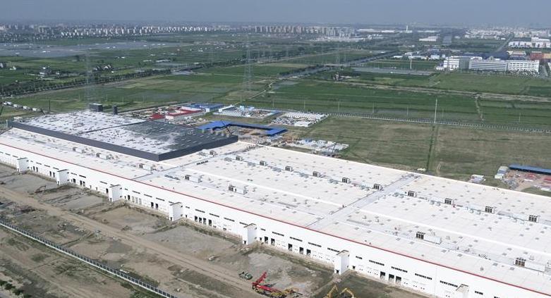探訪特斯拉上海超級工廠:年產50萬輛