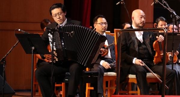 2019年第三届深圳·宝安国际手风琴艺术周开幕