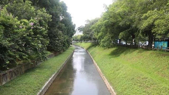 新洲河突现污水排进河道 原因竟是这样