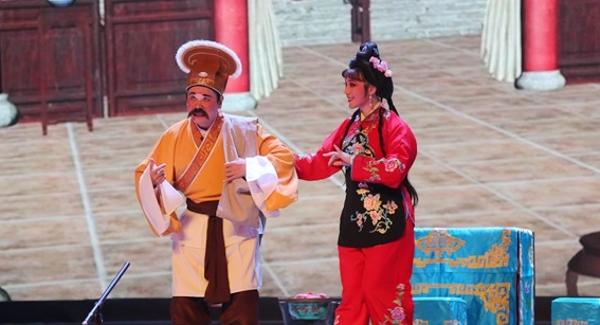 一曲解乡愁!第四届龙岗区戏曲文化节上演多部潮剧大戏