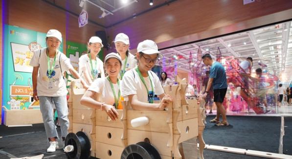 短暂的夏令营深远的影响 这群卓尼县的孩子在深圳开启许多第一次