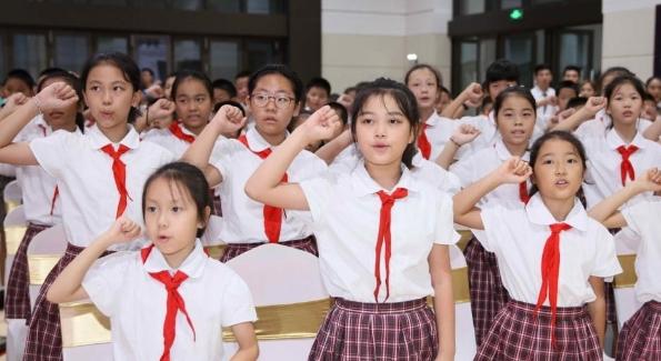 育之以爱 学以成人 前海港湾学校开学典礼暨揭牌仪式举行