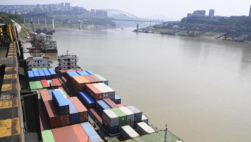 重庆万州港:多式联运提升辐射力