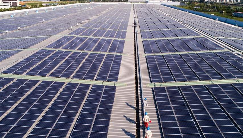 """浙江湖州:推进清洁能源发展 助力""""低碳城市"""""""