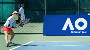 Australian Open China Challenge in town