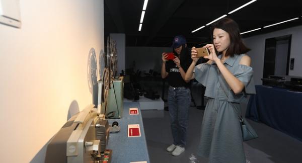 凝聚中國電影時代力量 上圍電影博物館迎首秀