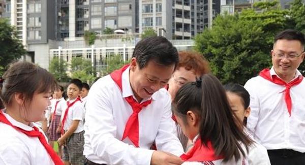 宝安区举行庆祝少先队建队70周年主题活动