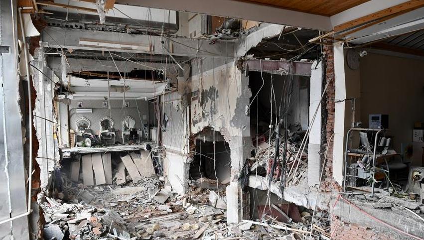 无锡锡山小吃店燃气爆炸已致9死10伤