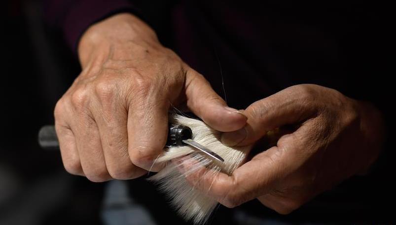 国家级非物质文化遗产——湖笔制作技艺