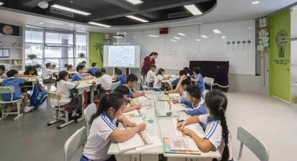 1亿基金构建未来教育新生态 红岭实验小学正式开办