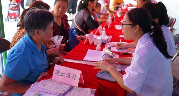宝安中医院(集团)勤诚达社区健康服务中心正式开业
