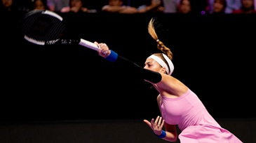 WTA Finals kicks off