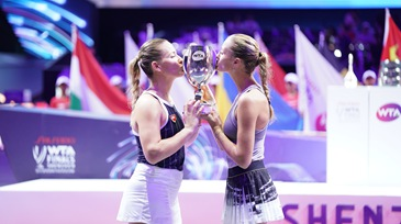 WTA Finals wraps up