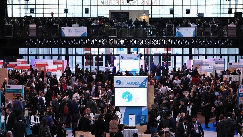 法国:第二届巴黎和平论坛
